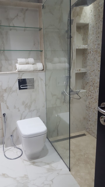 Fully Renovated Apartment Bathroom And Kitchen Remodelling