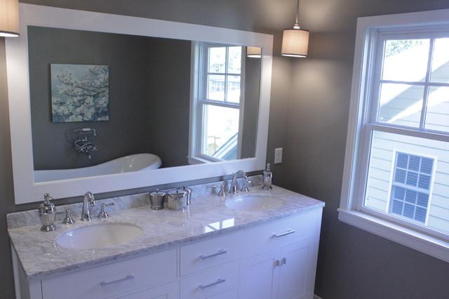 Fulton Charmer traditional-bathroom