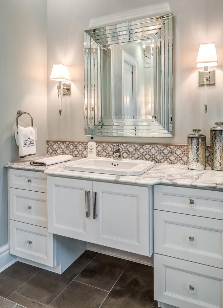 Functional Fabulous Homarama White, Bathroom Vanities Cincinnati Ohio