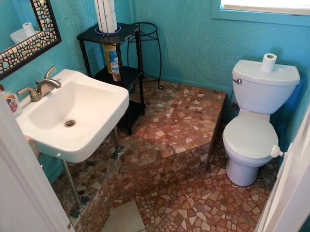 Funky Salon Bathroom Coastal Bathroom Part 86
