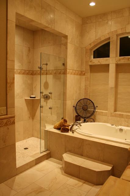 Furman Residence traditional-bathroom
