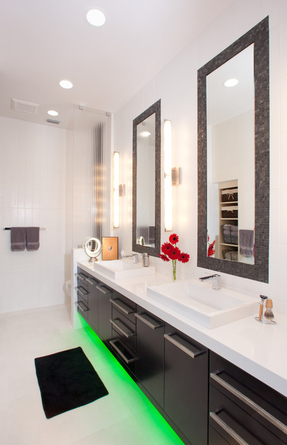 Gainesville contemporary-bathroom