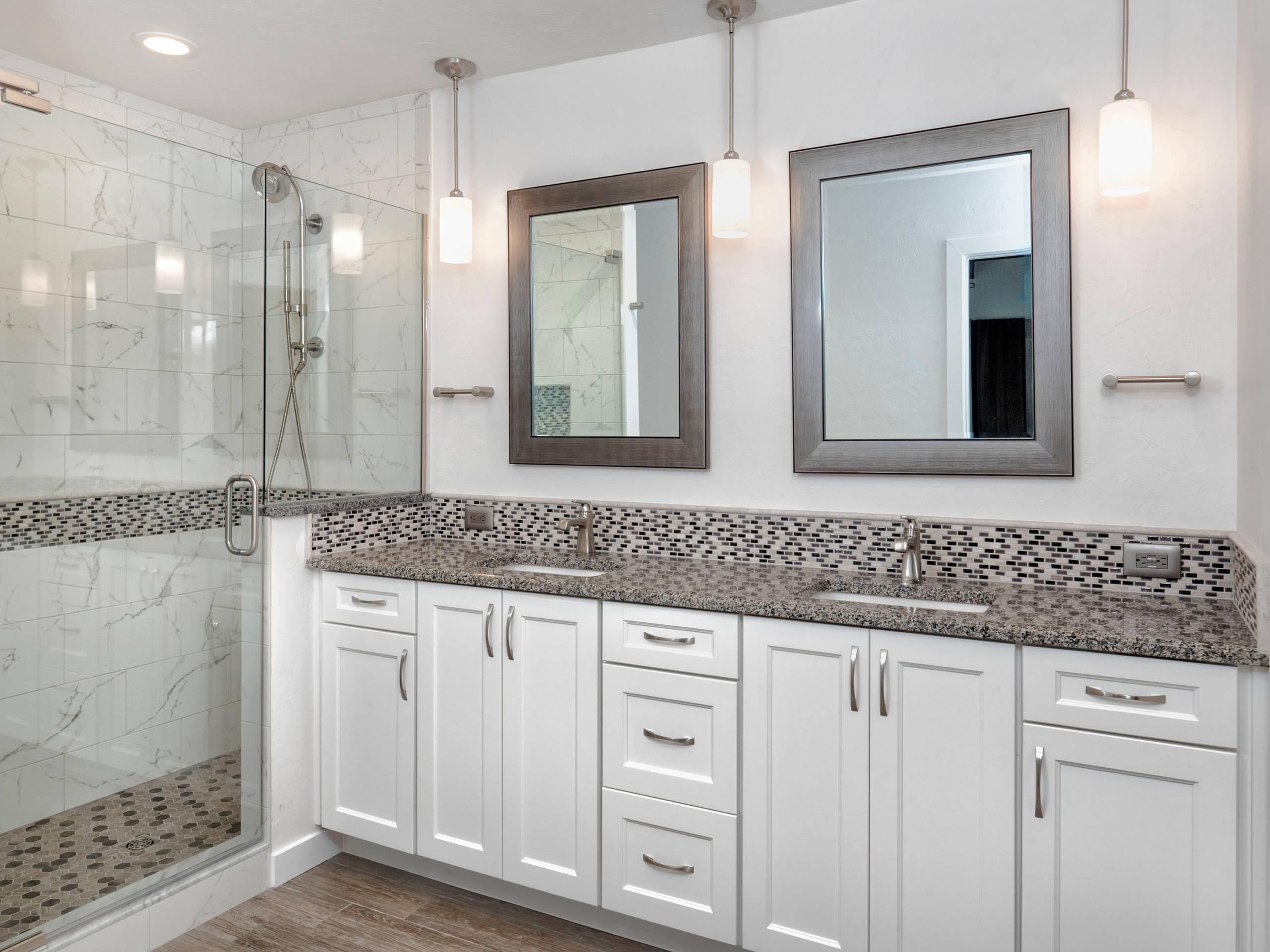 Gainesville, FL Master Bathroom Renovation