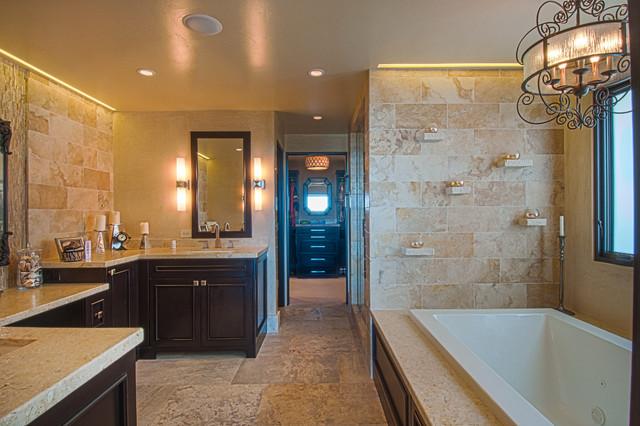 Galaxy Lighting 4 Light Barclay Bathroom Vanity: Custom Home Entertainment System