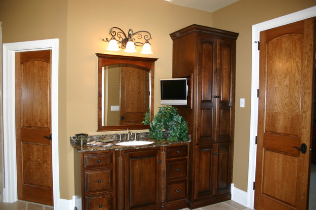 Gallery Of Homes traditional-bathroom
