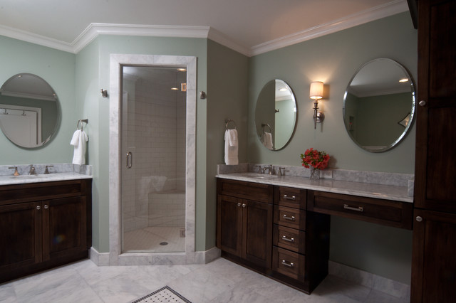 Galloway Master Bedroom And Bath Addition American Traditional Bathroom