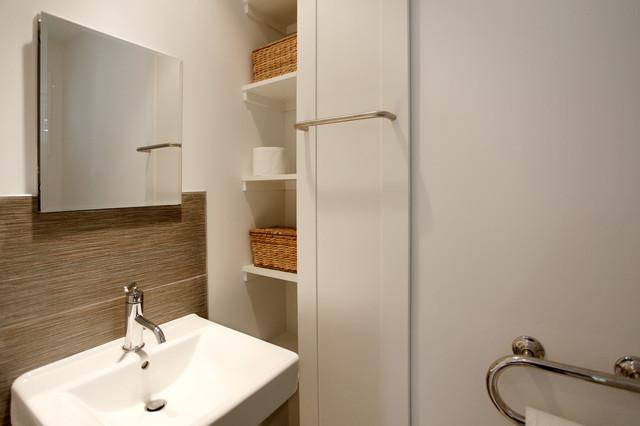 Garden Loft Contemporary Bathroom Other Metro By Sullivan Building Design Group