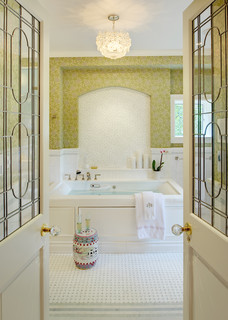Garden Residence - Traditional - Bathroom - richmond - by Visible Proof