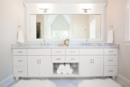 Photo by Oakley Home Builders - Search transitional bathroom pictures