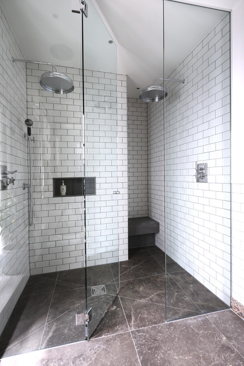 Choose the Best Tile for Your Shower Design Ideas | Home Art Tile Kitchen and Bath