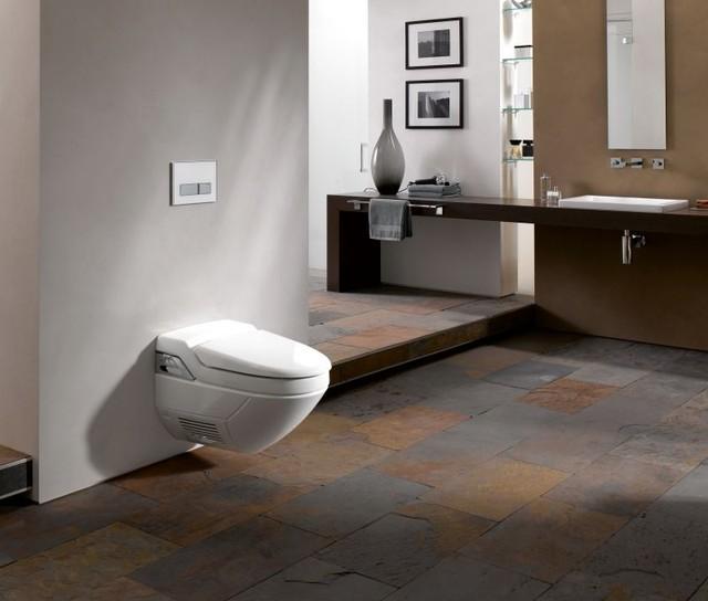 geberit aquaclean 8000 plus bathroom modern bathroom london by uk bathrooms. Black Bedroom Furniture Sets. Home Design Ideas