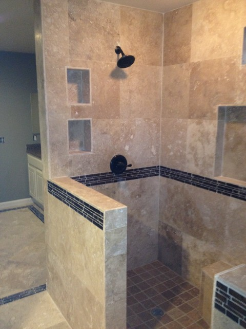 General Remodel in Victorville traditional-bathroom