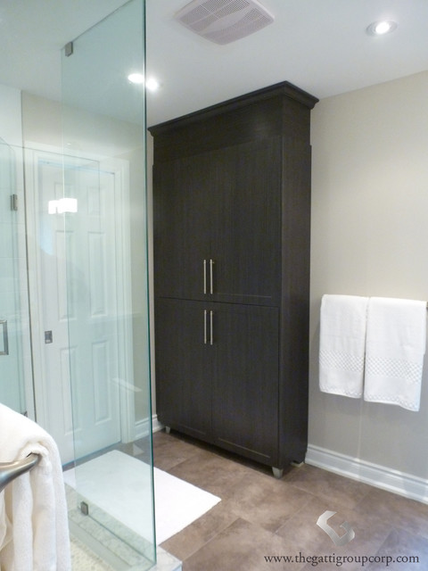 Georgetown Ensuite Bathroom contemporary-bathroom