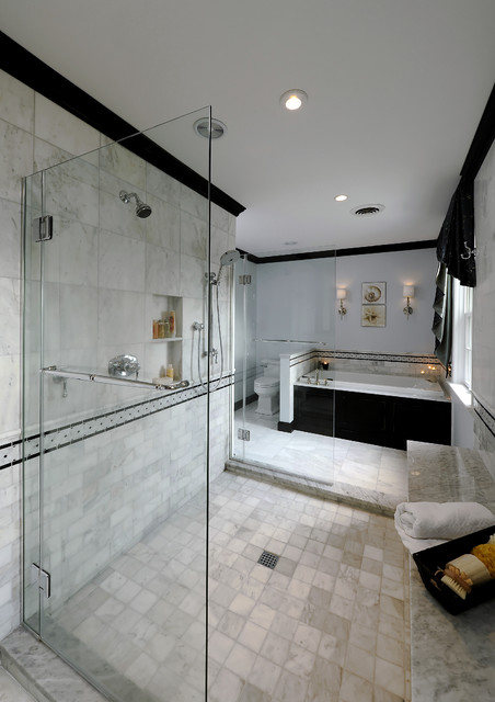 Gerber Bath traditional bathroom