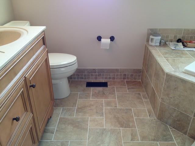 Gilbertsville Bath traditional-bathroom