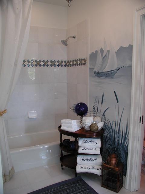 Gina Fitzsimmons ASID traditional-bathroom