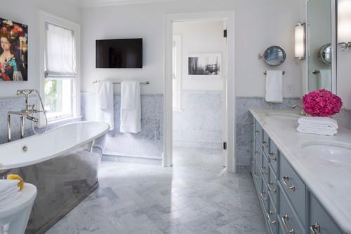 Girard Avenue Master Bath