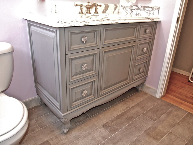 Inspiration For A Mid Sized Bathroom Remodel In Los Angeles Part 60