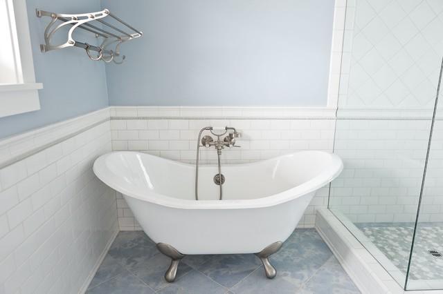 Girls Bathroom traditional-bathroom