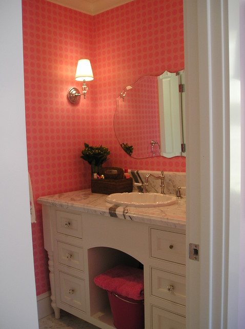 Girls Bathroom traditional-bathroom