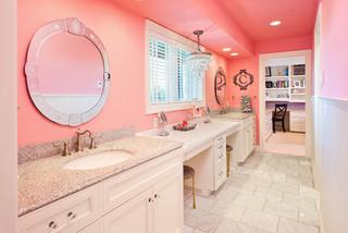 Girls jack jill bath - Jack and jill restrooms ...