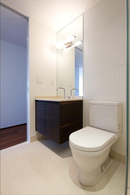 GLAM Bathroom contemporary-bathroom