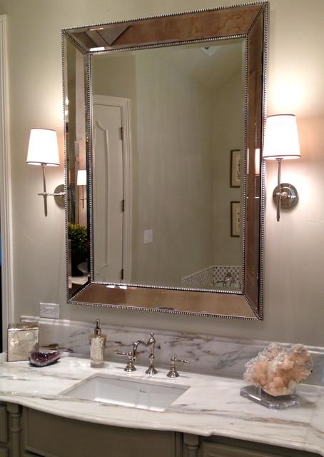 glamorous bathroom ideas   Glamorous Master Bathroom - Bathroom - dallas - by ...