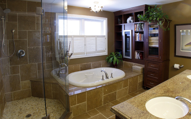 Glasgow Bathroom Traditional Bathroom Toronto By Schnarr Craftsmen Inc