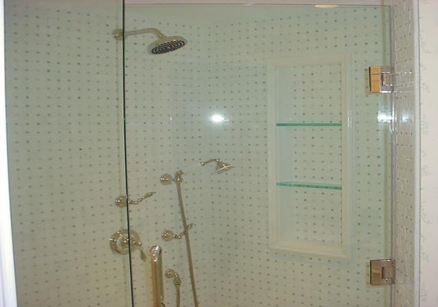 Glass Bathroom contemporary-bathroom
