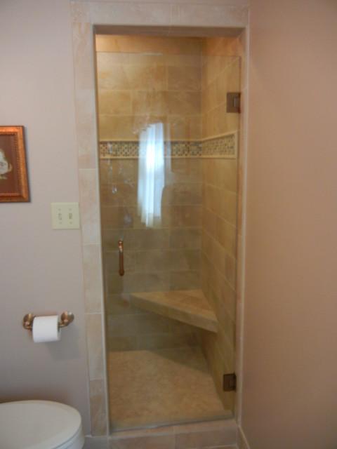 Bathroom Remodeling Marietta Ga glass shower door - marietta, ga 30062 - traditional - bathroom