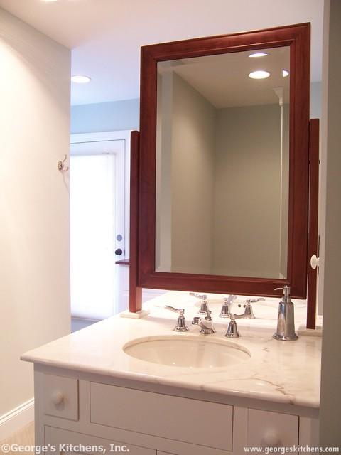 Glen Mills Kitchen and Master Bath traditional-bathroom