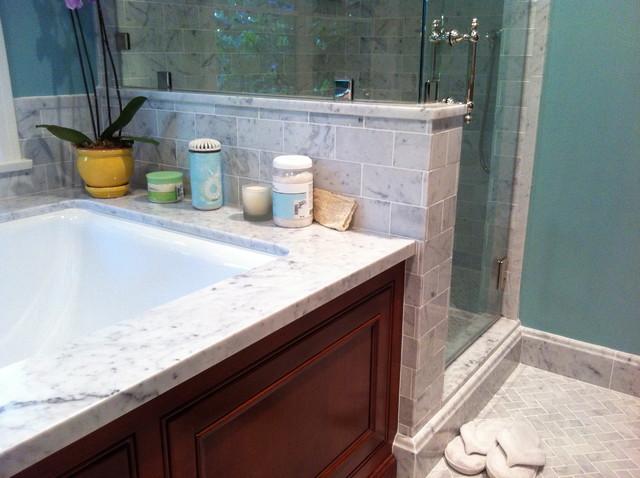 Glendale Bath - 2 traditional-bathroom