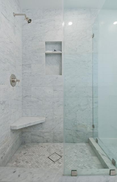 Glendale bathrooms classique chic salle de bain par classic remodeling - Salle de bain classique chic ...