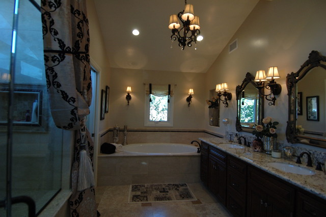 Glendora Entire House Remodel traditional-bathroom