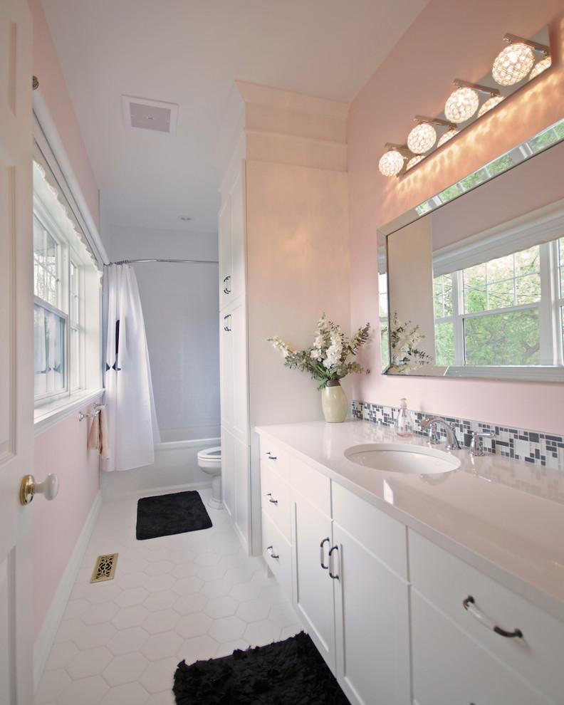 Glenora 11 - Traditional - Bathroom - Edmonton - by ...
