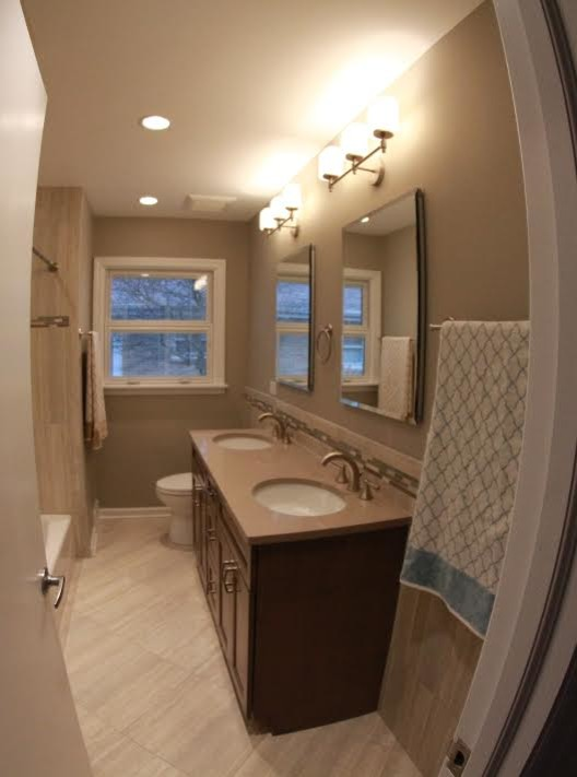Glenview Residence Main Bath