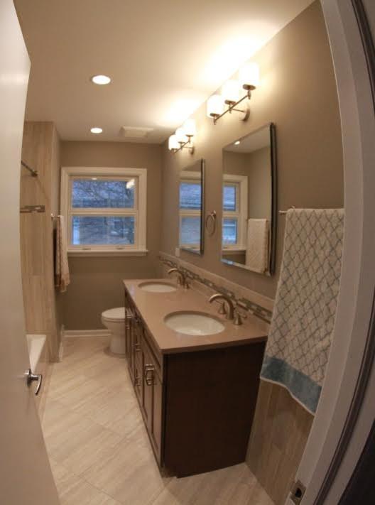 Glenview Residence Main Bath