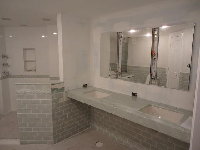 Glickman Design Build, LLC traditional-bathroom