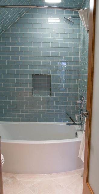 GLIDDEN HOUSE contemporary-bathroom