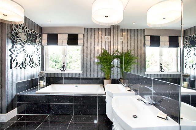 Glitz And Glam Bathroom