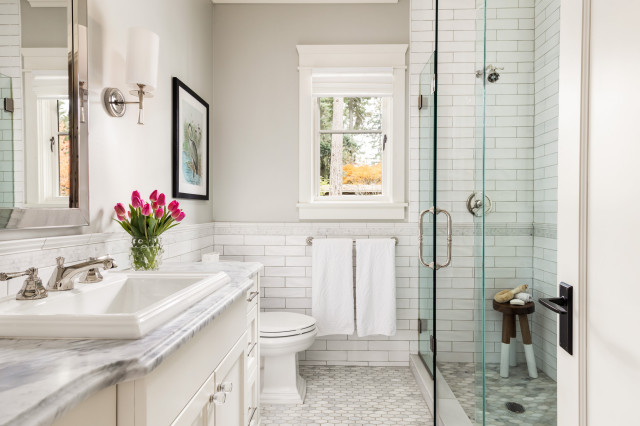 New This Week 7 Terrific Tile Ideas For Bathrooms