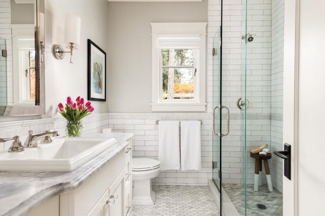 Terrific Tile Ideas For Bathrooms