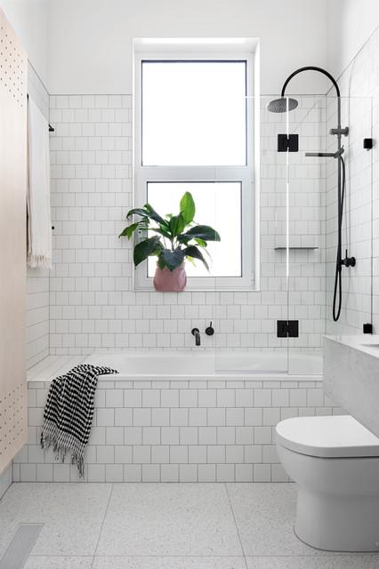Superieur Göteborg House Scandinavian Bathroom