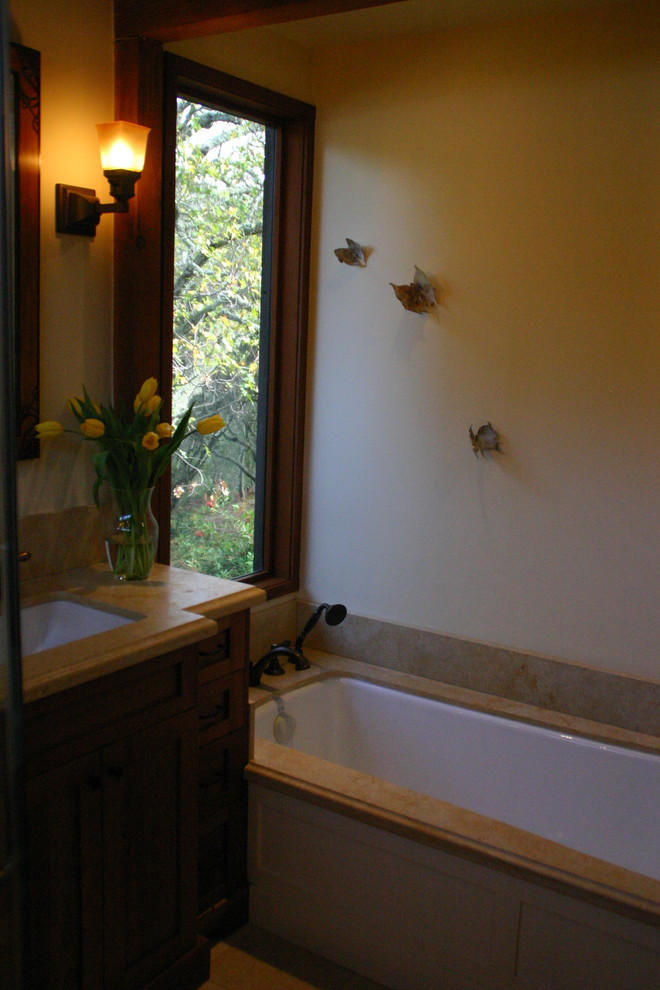 Golden Oaks Remodel - Traditional - Bathroom - San ...