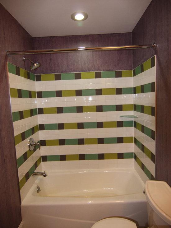 Elegant  Colored Glass Bath Kid Bathrooms Colors Kid Border Tiles Small Tiles