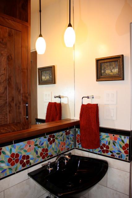 Goodman landscape design eclectic bathroom san for Landscape architects bath