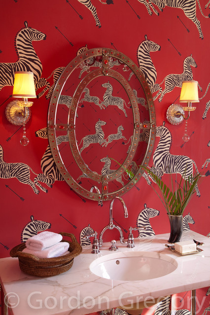 Gordon Gregory Photography eclectic-bathroom