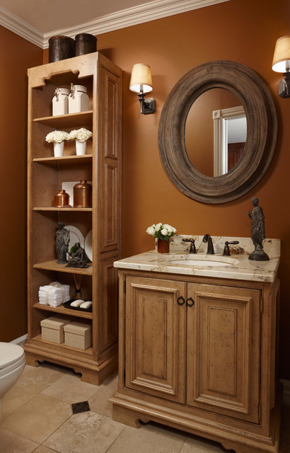 Gorgeous birmingham powder room traditional bathroom for Bathroom design birmingham