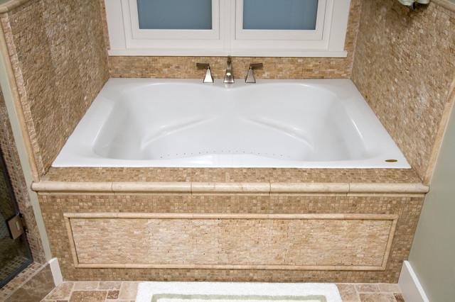 Gorospe Shower contemporary-bathroom