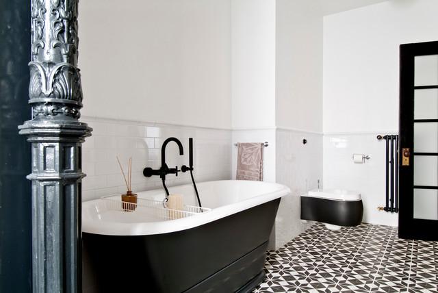 13 Schicke Badezimmer Mit Metro Fliesen